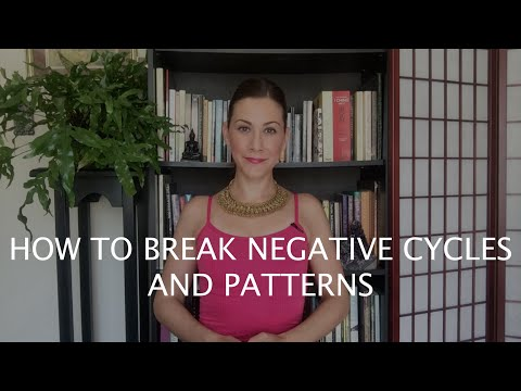 How to Break Negative Cycles and Patterns.