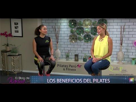 Pilates Peru entrevista con Karina Rivera