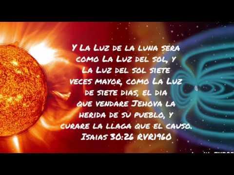 PROFECÍA: El Sol Quemará a los Hombres, Sacudiré el Univeso y Caerán las Estrellas- hna Noelia