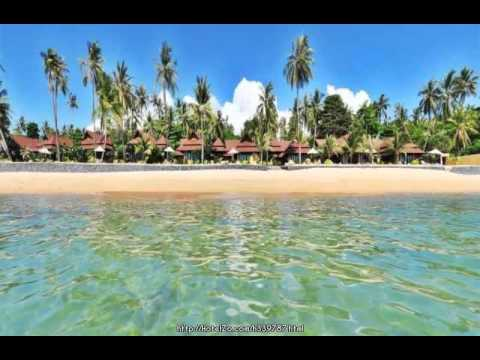 Nora Beach Resort Spa Samui Island Thailand