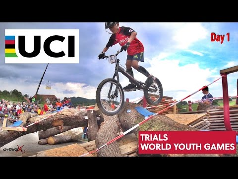 UCI Youth Games Freiamt - Team Trials