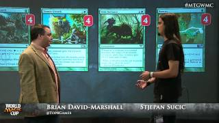 World Magic Cup 2012 Deck Tech: Mono-Green Infect with Stjepan Sučić