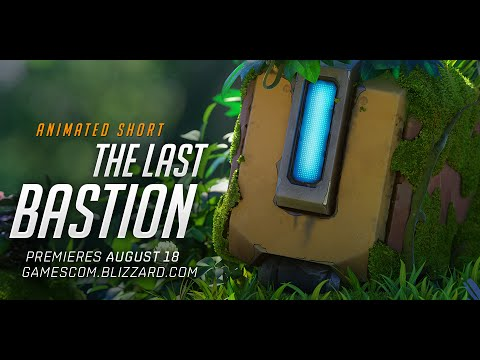 Overwatch Bastion Animated Short Reveal | August 18
