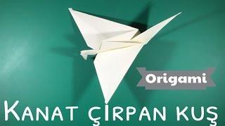 Kağıttan Kuş Nasıl Yapılır? (Origami)