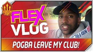 Paul Pogba Get Out! Man Utd Transfer News | Tour 2019 Vlog 1