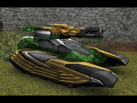 Tanki Online Gameplay Video #81: Thunder/Dictator--A Bit Squishy