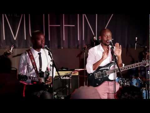 The Muffinz - The River (LIVE At Katzy's 30th May 2012)