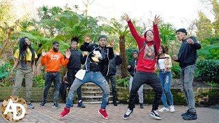 Download lagu Afro Dance Cypher #6: REMA - Dumebi