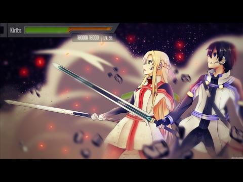 Sword Art Online: Ordinal Scale -