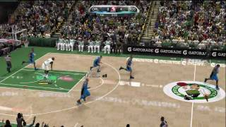 NBA 2K10 Xbox - 360 (HD)