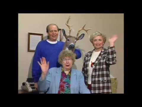 1993 WEAU Holiday Greetings