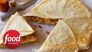 Recipe of the Day: Giant Crunch Taco Wrap | Food Network
