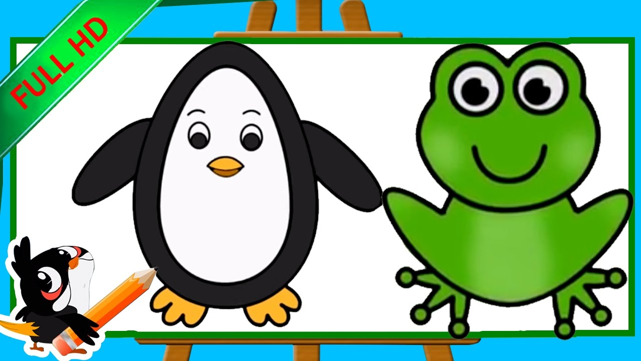 Uncategorized Videos How To Draw learn how to draw easy step by drawing tutorials for kids learning videos children