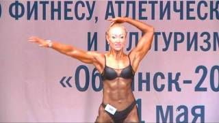 vuclip NAC Russia Bodybuilding and Fitness Opens. N. Batrak.