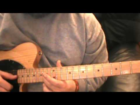Guitar Lesson for Roger - Poncho and Lefty Solo