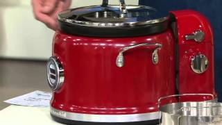 KitchenAid 4 qt. 11 Function Multi-Cooker with Stir Tower on QVC(For More Information or to Buy: http://qvc.co/1N5p3gp This previously recorded video may not represent current pricing and availability., 2015-11-15T20:51:18.000Z)