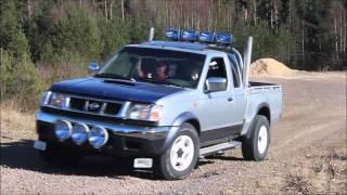 StenizRiderz - A-Traktor film (KingCab)