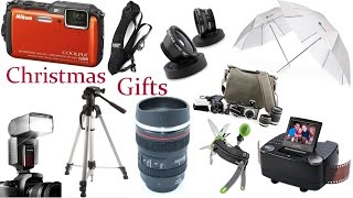 Christmas Gifts for photographers - Best Christmas Gifts Ideas 2014   Gadget Gifts for photographers