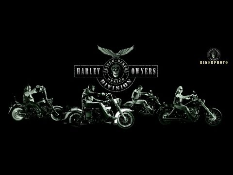 Harley Davidson Weihnachtsgrüße.Harley Owners Division Germany