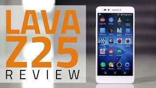 Lava Z25 Review Camera Specs Verdict and More