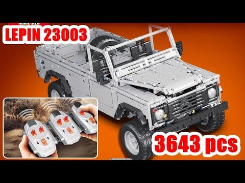Lepin 23003 Wild Off Road