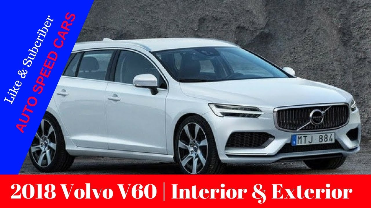 2018 volvo v60 first drive and exterior youtube. Black Bedroom Furniture Sets. Home Design Ideas