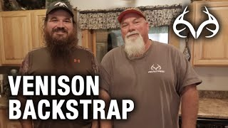 Backstrap 2 Ways | Cooking Venison with Duck Commanders