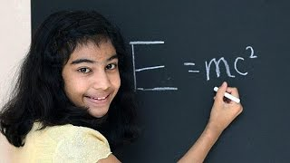 12 Yr Old Girl Has A Higher IQ Than Einstein And Hawking
