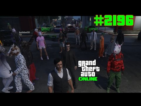 GTA 5 ONLINE Hochzeitsvorbereitung #2196 Let`s Play GTA V On