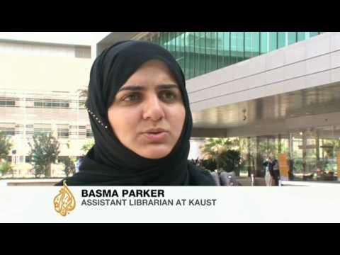 Saudis launch hi-tech university - 24 Sep 09