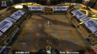 Speedball 2 : Tournament : GeForce 8600M GT