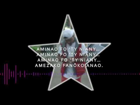 BIG MJ   Aminao fo ty niany Audio Officiel 2018