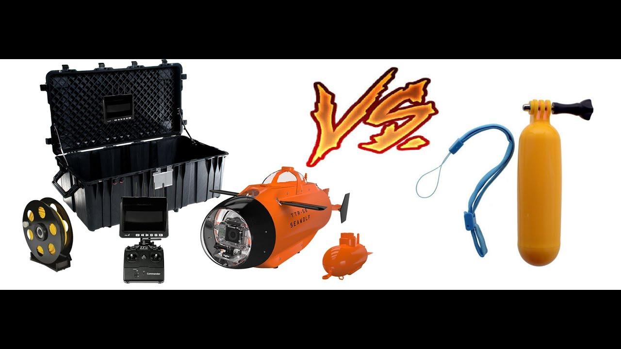 Первый тест подводной видеокамеры для рыбалки. - YouTube