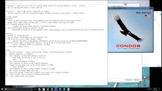 XCSoar Tutorial Connecting Condor to XCSoar for Android
