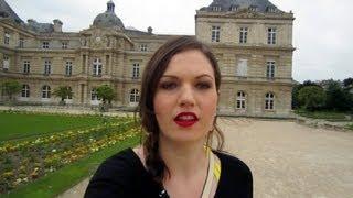 PARIS VLOG Day 1: Room Tour + Sightseeing