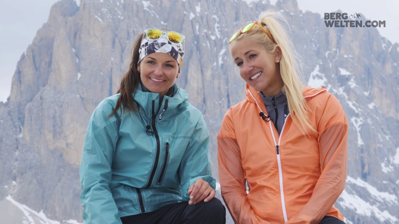 operazione hostess tre  ADIDAS TERREX MOUNTAIN PROJECT | Maggy und Anja: Training in den Dolomiten  - YouTube