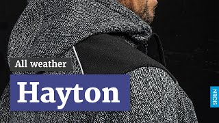 Veste à capuche Hayton SIOEN