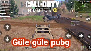 Call of Duty mobile...Güle güle pubg ..Kitle imha