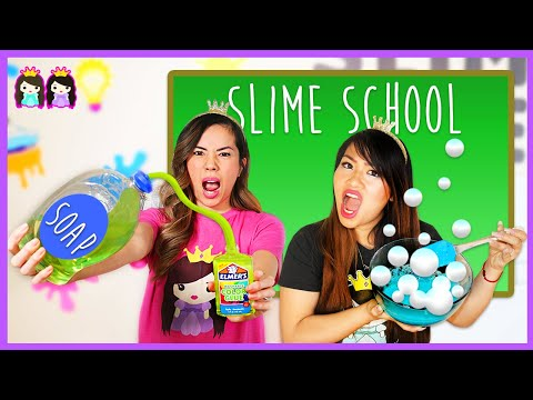 I Switched All Her Slime Ingredients with Different Ingredients! Slime Joke!