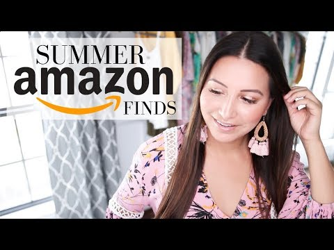 5 AMAZON MUST HAVES for Summer | LuxMommy