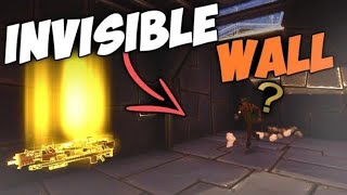 !INSANE GLITCH! INVISIBLE WALL SCAM! NEW Scam Method! (Scammer Gets Scammed) Fortnite Save The World