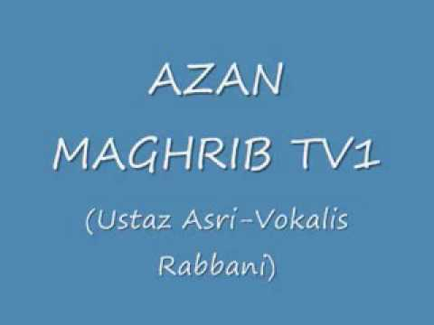 Download Azan Maghrib TV1   YouTube