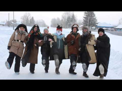 Siberian trip in Omsk