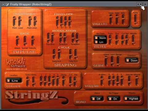 Stringz - Free Strings Vst Instrument