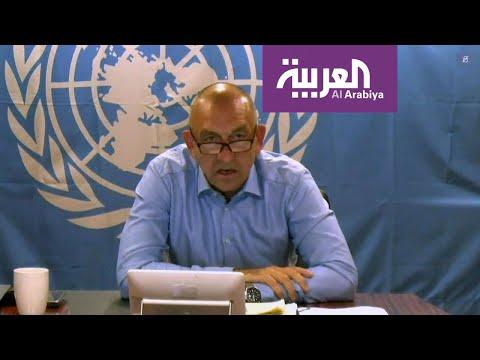 مايكل لوليسغارد يغادر منصبه في الأمم المتحدة نهاية الشهر  - 14:56-2019 / 7 / 17
