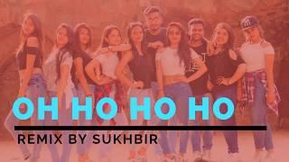 Oh Ho Ho Ho (Remix) | Dance choreography I Easy steps I irrfan Khan I Guru Randhawa | Sukhbir