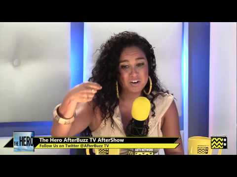 """The Hero  After Show  Season 1 Episode 4 """" Heart """"  