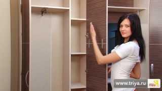 «Нова» модульная мебель для прихожей(, 2013-07-30T05:06:19.000Z)