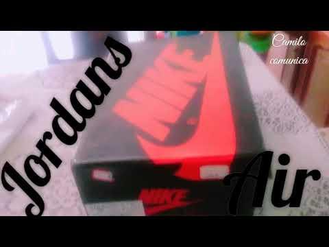 Unboxing Nike Jordans
