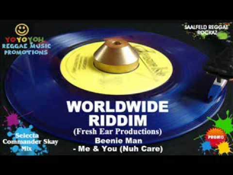 Worldwide Riddim Mix [February 2012] Fresh Ear Productions